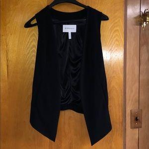 BCBGeneration black Blazer Vest